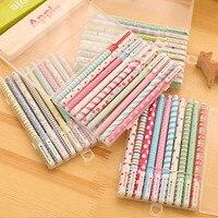South Korean Fresh And Lovely Broken Beautiful Small Office Marker Pen 10 Color Gel Pens Kit