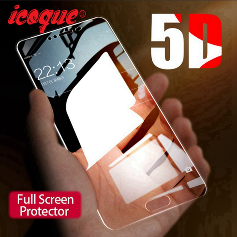 <font><b>5D</b></font> <font><b>Glass</b></font> for <font><b>Huawei</b></font> Mate 10 Pro <font><b>9</b></font> <font><b>Honor</b></font> 8 Lite Full Cover 9H Screen Protector for <font><b>Huawei</b></font> P20 Pro Mate 20 10 Lite Tempered <font><b>Glass</b></font> image