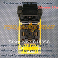 SA248 Xeltek Адаптер QFP48/D48 Конвертер Разъем TQFP/QFP48-DIP48 Программист адаптер