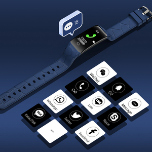 Image 3 - ג לי מסרק ספורט גברים שעון חכם ip67 דם מדידת לחץ מד צעדים חכם להקה עמיד למים נשים Smartwatch כושר מסלול