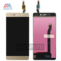 Tested Before Shippin New LCD Display Touch Screen Assembly Replace For Xiaomi Hongmi Redmi 4 Standard
