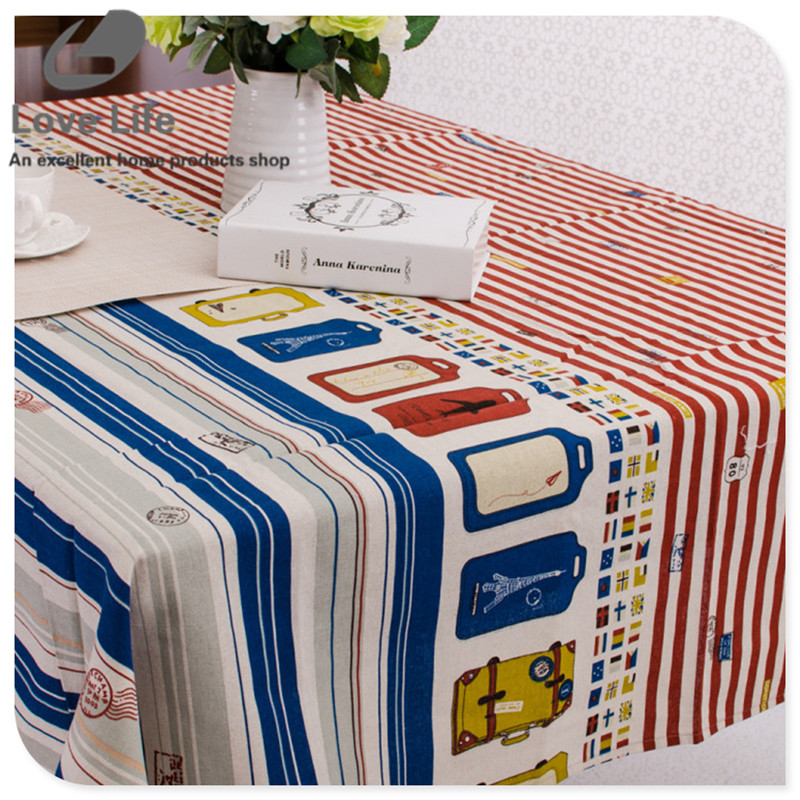 Linen Table Cloth Manteles Tablecloth Table Covers Europe Style Free  Shipping Dining Table Cloth Toalhas De