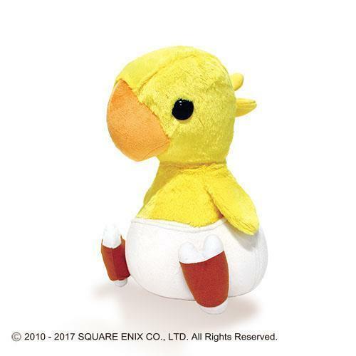New Final Fantasy XIV Choco Chocobo Big Size Plush Doll official Square EnixNew Final Fantasy XIV Choco Chocobo Big Size Plush Doll official Square Enix