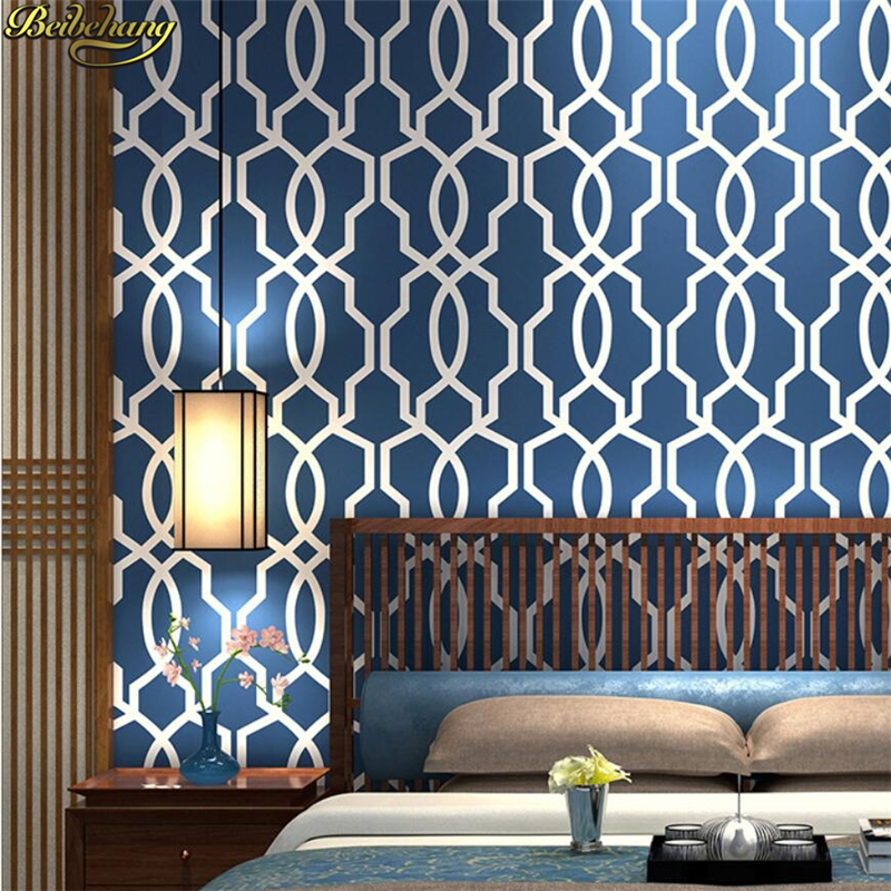 beibehang papel de parede 3D Grid window geometry line wallpaper for walls 3 d Home Decor living room stripe wall paper roll beibehang 3d wall murals wallpaper for walls 3 d floral rolls flocking living room bedroom papel de parede 3d wall paper roll