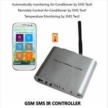 GSM Кондиционер Контроллер RTU5035 2015 Провел Расширение RTU5035 GSM SMS, инфракрасный сигнал тревоги регулятора температуры