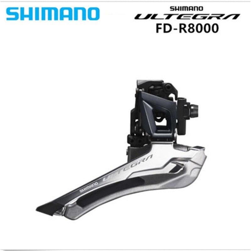 Boîte d'origine-emballé Shimano Ultegra FD-R8000 11 vitesse vélo vélo Dérailleur Avant montage direct/pince 31.8mm 34.9mm