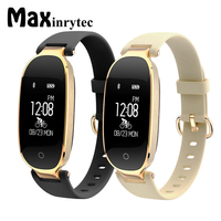 S3 Smart Band fitness Bracelet Sports Fitness Tracker Watch Step Counter GPS Heart Rate Wrist Smartband for Lady Women Android