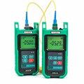 Multimode 850/1300nm Sorgente di Luce In Fibra Ottica KLS-35 con Fibra Ottica misuratore di potenza KPM-35 OPM Combinare