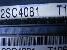 50 pçs/lote 2SC4081 T106Q 2SC4081 C4081 MARCAÇÃO: BQ NPN Transistor 50 V 0.15A SOT-323