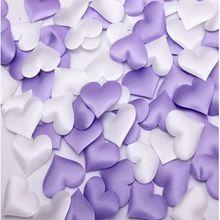 Sponge Heart Shaped Wedding Confetti