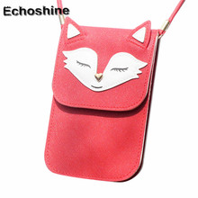 2016 new fashion full of personality Women Cute Zero Purse Bag Leather font b Handbag b