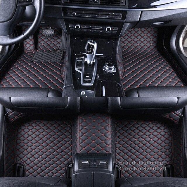 Custom Made Car Floor Mats Specially For Audi A4 B6 B7 B8 B9 A5 S5