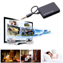 DL-LINK 3.5mm Mini Bluetooth Audio Transmitter A2DP Stereo Transmitter Transmite Dongle Adapter for TV iPod Mp3 Mp4 PC