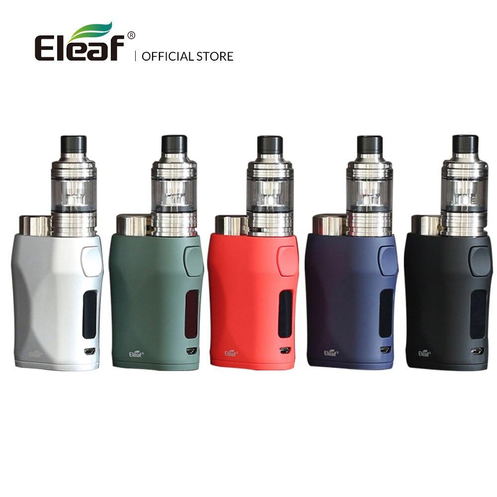 Originale Eleaf iStick Pico X con MELO 4 D22 Kit 75 w con 2 ml serbatoio in 0.15ohm EC-M Bobina sigaretta elettronica