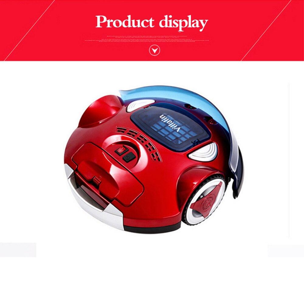 Smart Robot Vacuum Cleaner For Home Aspiradora Robot Vacuum Cleaner Sweeper Multifunctional Cleaning Appliances DHL музыкальный сувенир цепочка много кулонов антик цепочка много кулонов антик