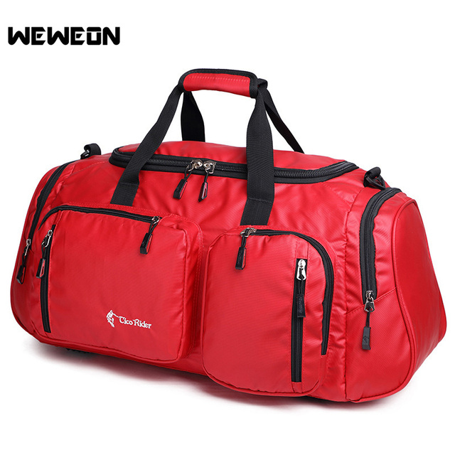 83b1d10cf540 Large Capacity Training Gym Bags Sport Men Portable Fitness Bags  Multifunctional Basketball Training Shoulder Handbag Sports
