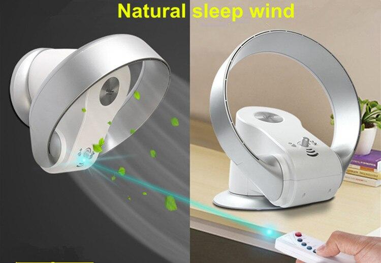 houselold desktop mehrzweck schtteln ultra leise intelligente fernbedienung blattloser ventilator standventilator fr schlafsaal und hause in houselold - Blattloser Deckenventilator