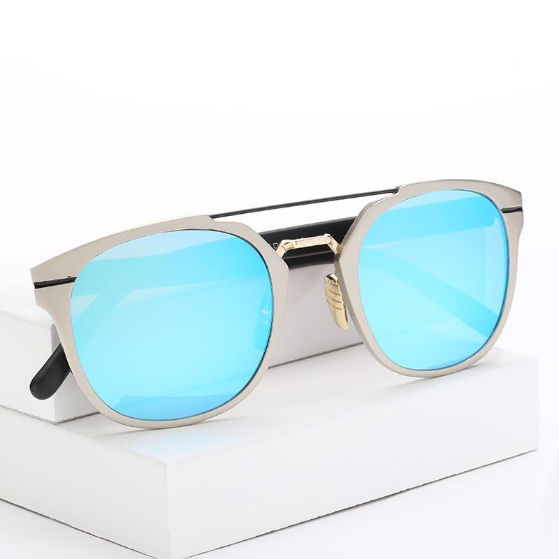 2016 New Fashion Sunglasses Women Brand Designer Vintage Sun Glasses Men Metal Oculos de sol  High Quality lunette de soleil