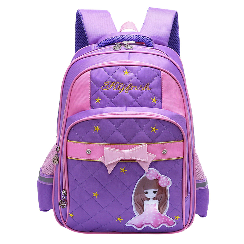 Children School Bags For Girls Teenagers Backpacks Kids Orthopedics Schoolbags Backpack mochila infantil ...