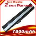 7800 мАч аккумулятор для Ноутбука ASUS X42 X42D X42E X42F X42N X42J X52 X52D X52F X52J X52F X52N X5I X67 X8C