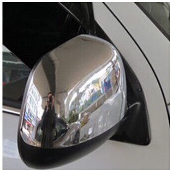 High Quality ! Side Mirror Rearview Cover Trim For Mitsubishi ASX RVR Outlander sport 2011 2012