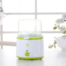 Original GL Double Bottle Warmer NQ809 Elektrisch melk en voedsel BABY Bottle Warmer voor twee flessen, éénmalig UK Plug