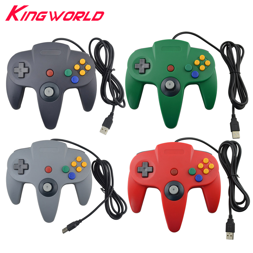 USB Interface wired Game Controller for PC Gamepad