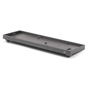 Image 1 - Dostosowane GH60 pełny zestaw aluminiowa obudowa Shell chanical klawiatura dla 60% standardowy układ mechaniczna klawiatura jak Poker dz60 przypadku