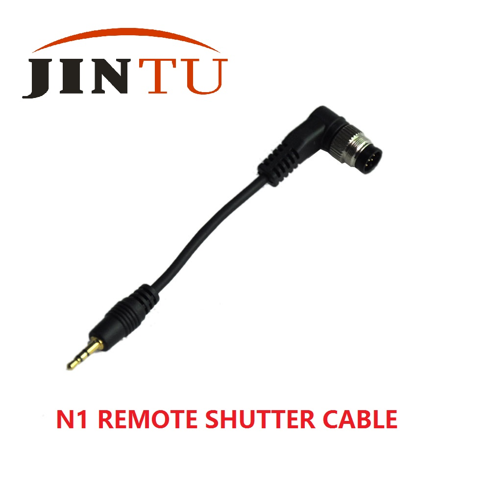 10cm N1 Extension Remote Shutter Release Cable Cord for NIKON D2HS D2H D1X D1H D1D800 D800E D810 D700 D300S D300 D200 D100 F5