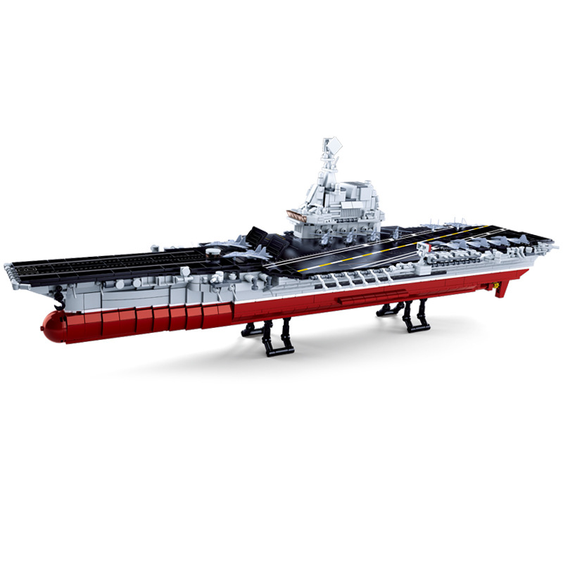 1636pcs Children s building blocks toy Compatible city military Aviation battleship figures Bricks birthday gifts