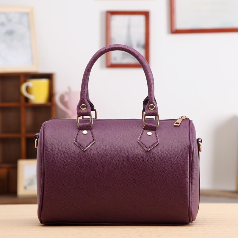 NEW Fashion Women PU Leather Messenger Hobo Handbag Shoulder Bags Tote Bag Gift