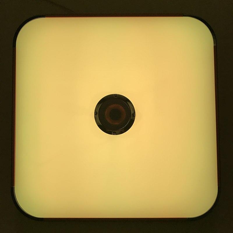 Luzes de Teto 2.4g rf controle remoto escurecimento Utilização : Iluminação Diária