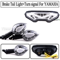 For YAMAHA MT-09 FZ-09 FJ-09 MT09 Tracer Motorcycle Accessories  Turn Signal Light Indicator Lamp Front/Rear +Tail Light Brake