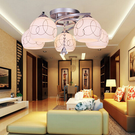 Incandescent Ceiling Lighting Modern Ceiling Fixtures Bedroom ...