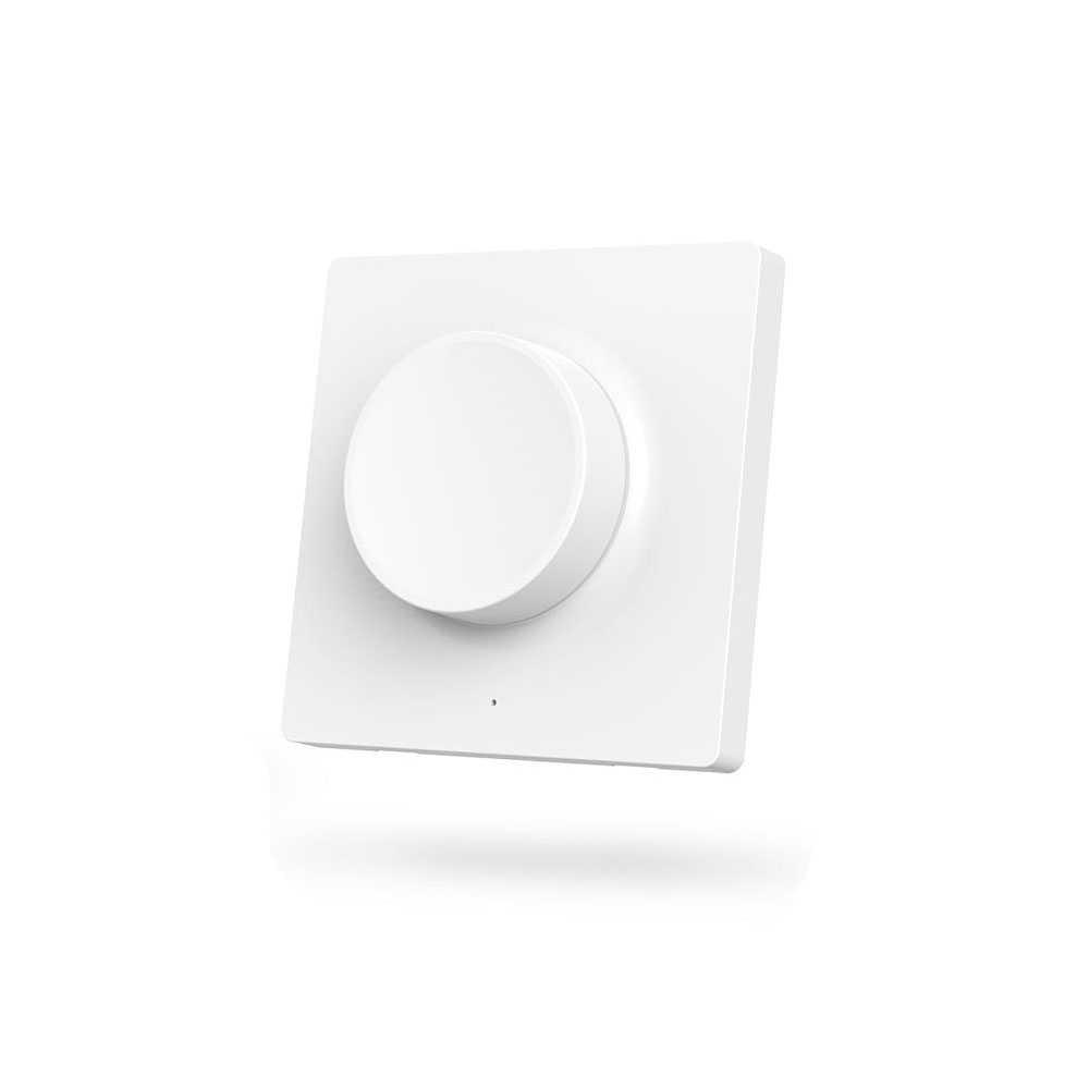 ホットオリジナル Xiaomi Mijia Yeelight スマート調光器スイッチインテリジェント調整オフライトまだ動作 5 1 で制御スマートスイッチ