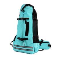 New Hot Pet Outdoor Backpack Medium Dog Breathable Sport Bag Carrier for Traveling