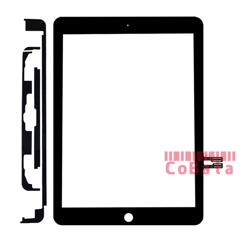 10Pcs For iPad 9.7 (2018 Version) For iPad 6 6th Gen A1893 A1954 Touch Screen Digitizer Front Outer Panel Glass DHL Free цена