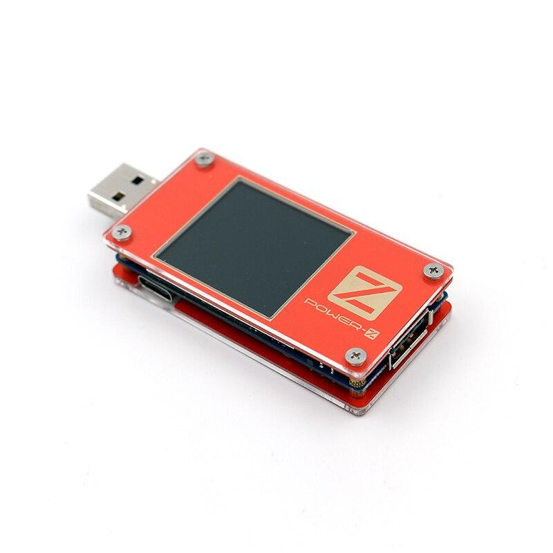USB PD Tester MFi Identification of PD Decoy Instrument KT001