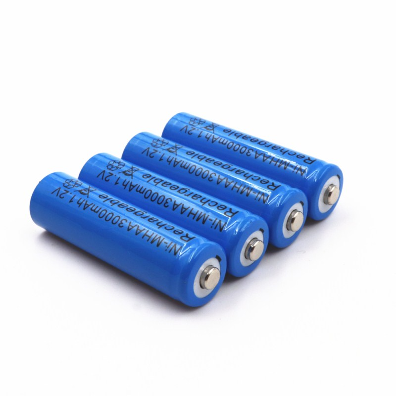 Image 4 - 20pcs AA 1.2V 3000mAh battery AA Ni MH 1.2v Rechargeable Batteries battery Garden Solar Light LED flashlight torch Dropshipping-in Rechargeable Batteries from Consumer Electronics