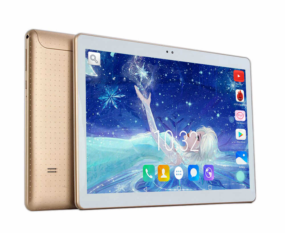 Android 7.0 Tablet PC 10 inch 3G 4G LTE Phone Call Octa Core 2GB RAM 16GB ROM 1280*800 IPS Learning Computer Tablets for kids