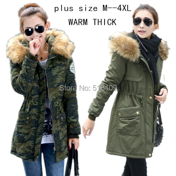 Parka Fur Jacket Promotion-Shop for Promotional Parka Fur Jacket ...