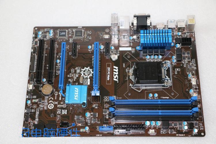 MSI Z97 PC Mate Motherboard  9979  amazoncom