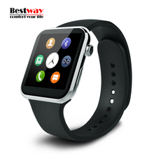 2016 neue Smartwatch A9 Bluetooth Smart Uhr für Apple iPhone & Samsung Android Telefon Relogio inteligente Reloj Smartphone Uhr