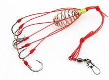 Резким fishook крючков рыболовных высокоуглеродистой взрыва рыболовный крючок крючки дело пакет