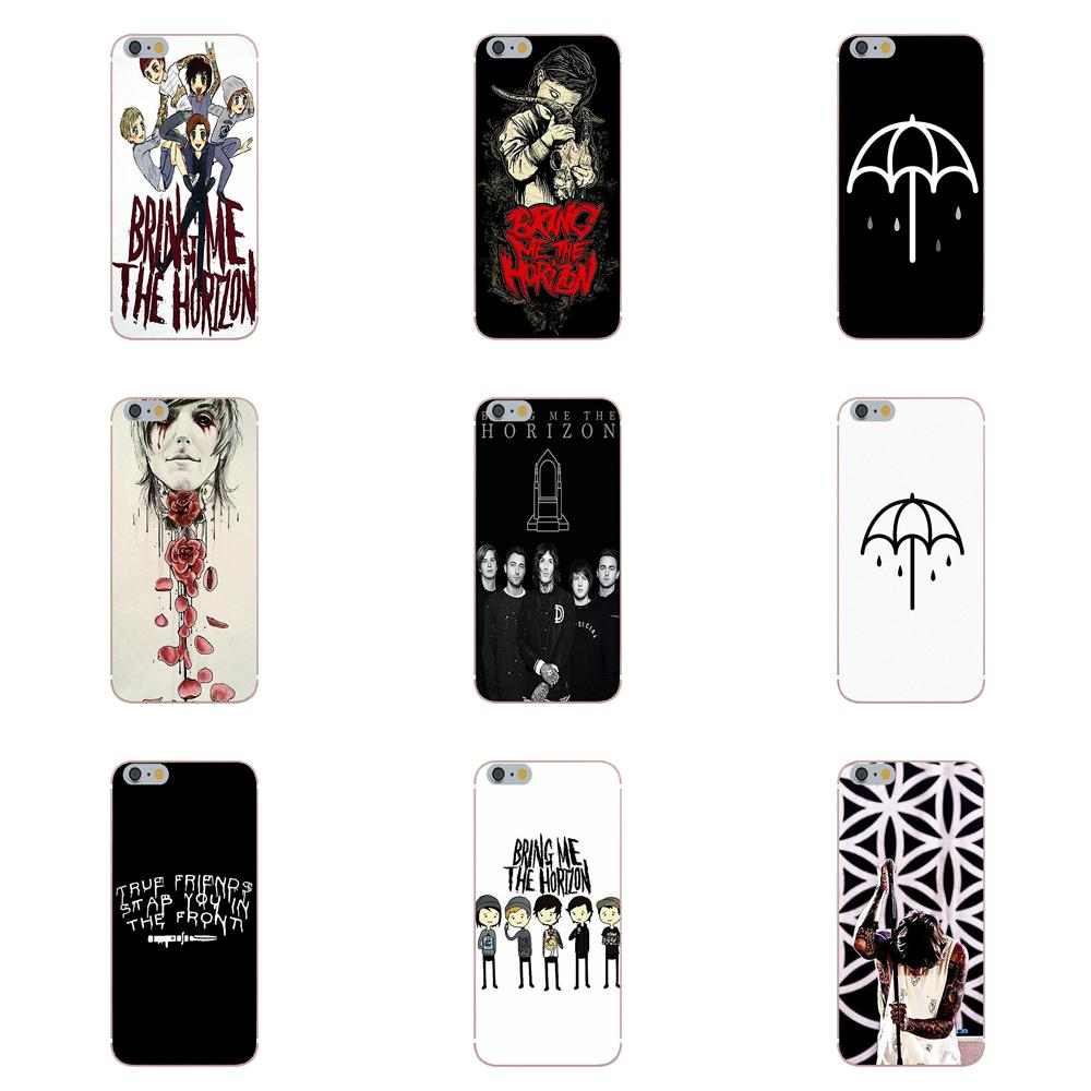 Oedmeb Oliver Sykes Bring Me The Horizon Bmth For Xiaomi Mi6 <font><b>Mi</b></font> 6 A1 Max Mix 2 5X 6X Redmi Note 5 5A 4X 4A <font><b>A4</b></font> 4 3 Plus Pro image