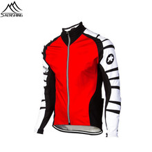 Saenshing Cycling Jacket men mtb Mountain Bike Jacket Bicycle jersey breathable outdoor downhill jacket sport Cycling clothing