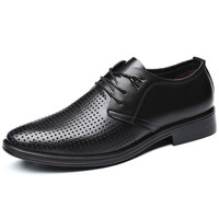 2019 Men's Shoes Fashion Mens Formal Leather Office Dress Low Heels Low Finger Comfortable Big Size 38 47 Drop Ship A3 72