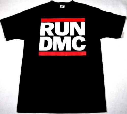 RUN DMC JMJ Retro t-shirt männer baumwolle Neue Rap Hip Hop T USA größe S-3XL