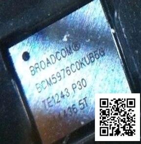 imágenes para 2 unids/lote nuevo original para iphone 6g 6 plus 6 + 6 plus 6 p u2401 pantalla táctil controlador de controlador de chip ic bcm5976
