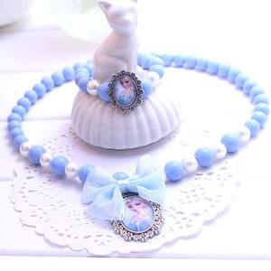 Latest Princess Beads Necklace